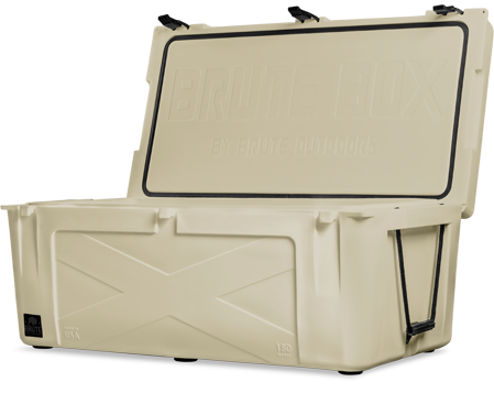 Brute Box 150 qt. Cooler