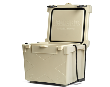 Brute Box 25 qt. Cooler