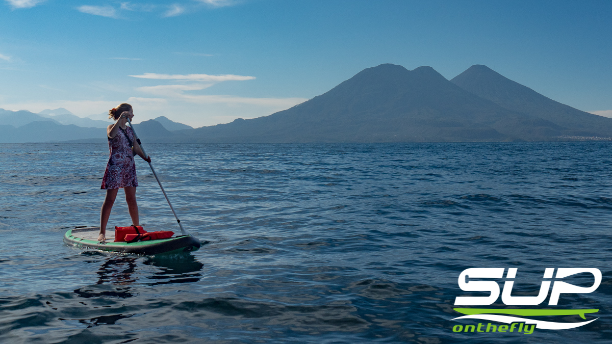 Guatemala SUP adventure