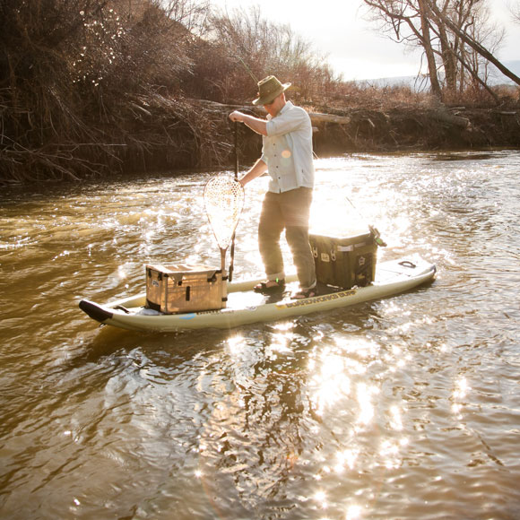 SUP Fly Fishing on the Colorado River