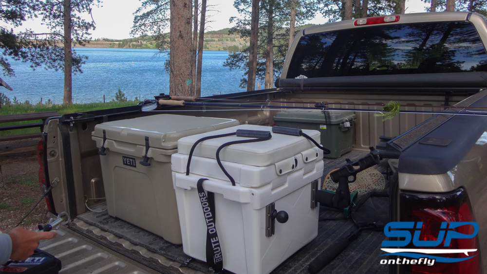 fly fishing coolers
