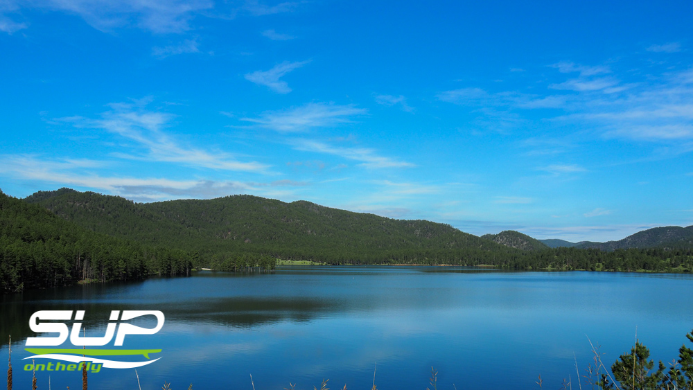 Black hills fly fishing for Pactola lake cabins