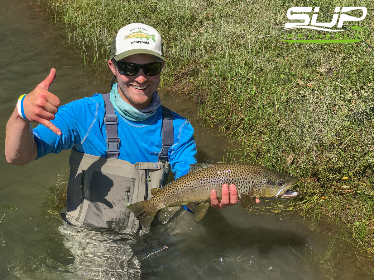 Explore new water sup fly fishing sup on the fly for Fly fishing news